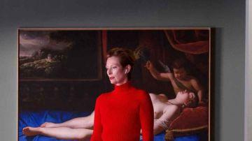 Tilda Swinton en 'La voz humana'