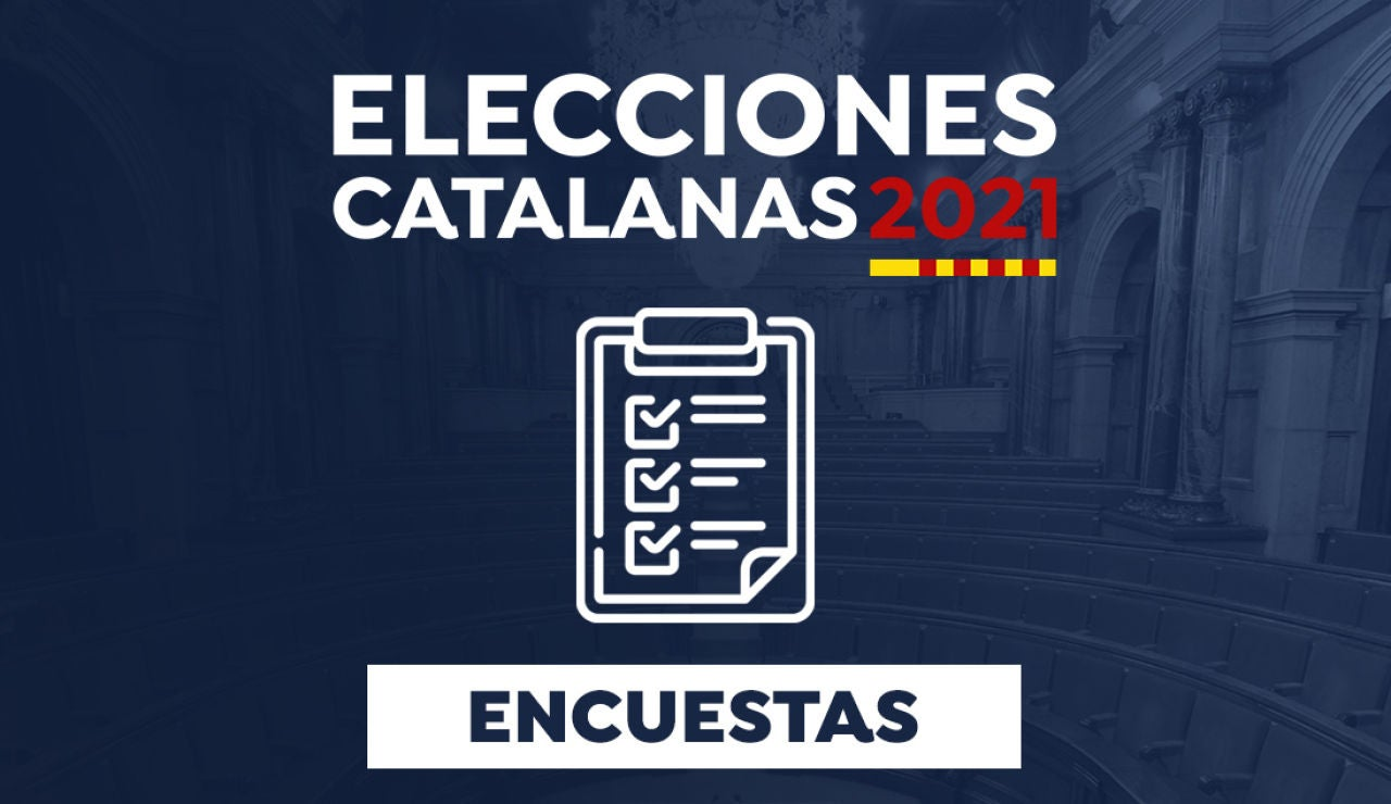 Encuestas elecciones Cataluña 2021