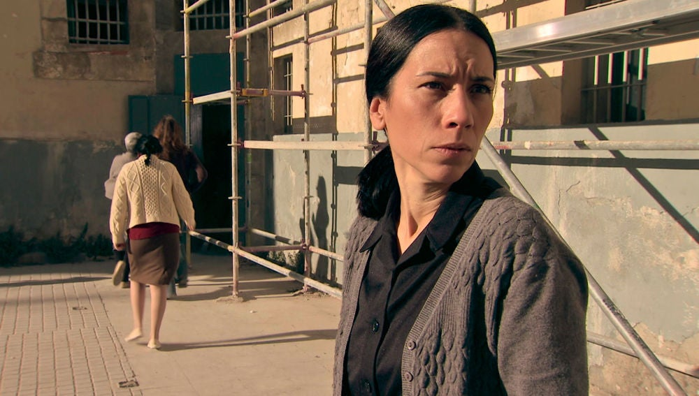 Anabel vuelve a tentar a Manolita, ¿se unirá al motín en Yeserías?