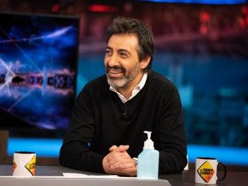 """La defensa de Juan del Val tras el tremendo enfado de Ágatha Ruiz de la Prada en 'El Desafío': """"A mí no me habían odiado nunca"""""""