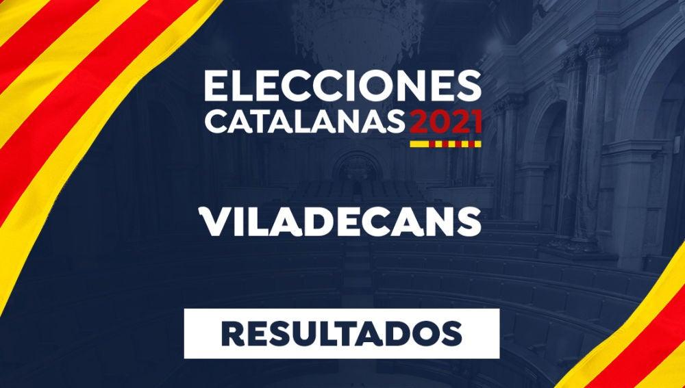 Resultado de las Elecciones Catalanas 2021 en Viladecans