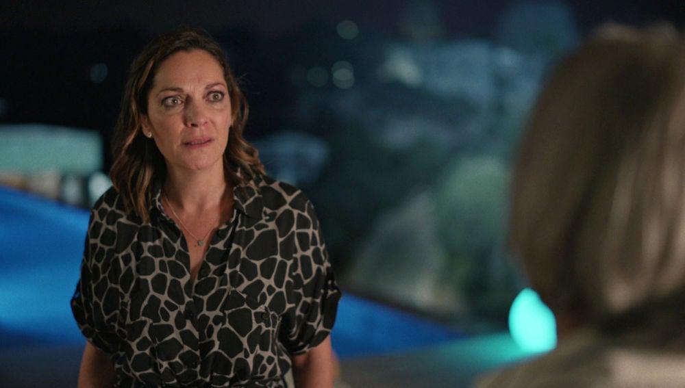 El intenso enfrentamiento entre Miriam y Rebeca tras destapar su romance con Sergio