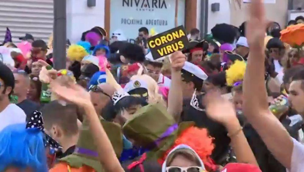 Así fue el último carnaval de la normalidad antes del covid