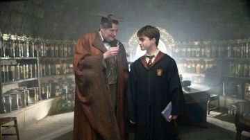 Slughorn en 'Harry Potter'