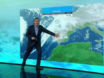 La previsión del tiempo hoy: un nuevo anticiclón provocará sol y ambiente estable