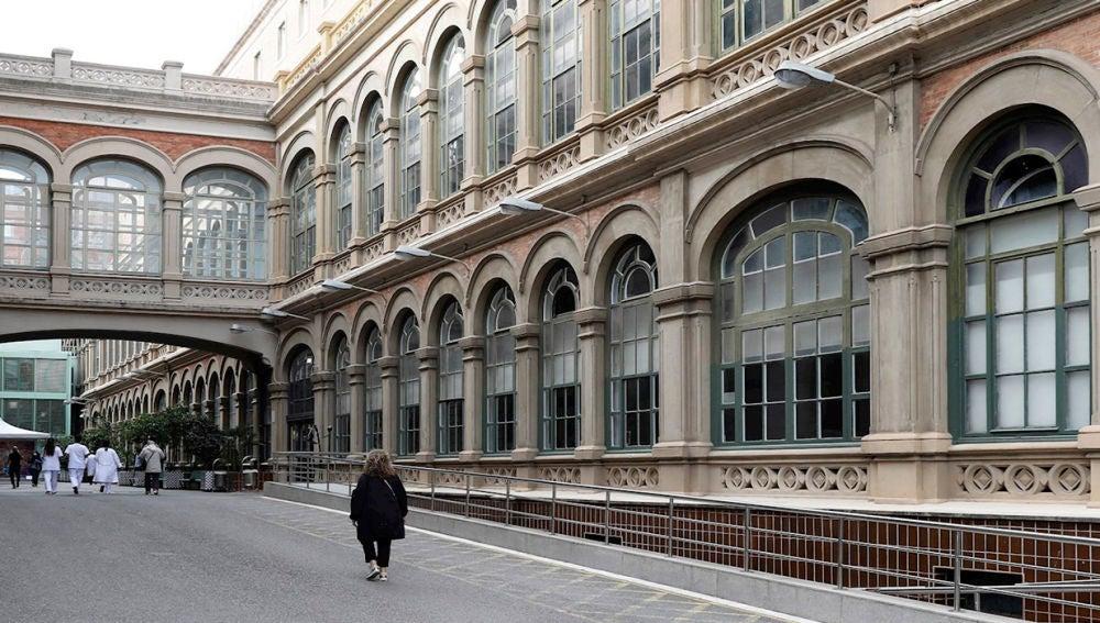 El Hospital Clínic de Barcelona