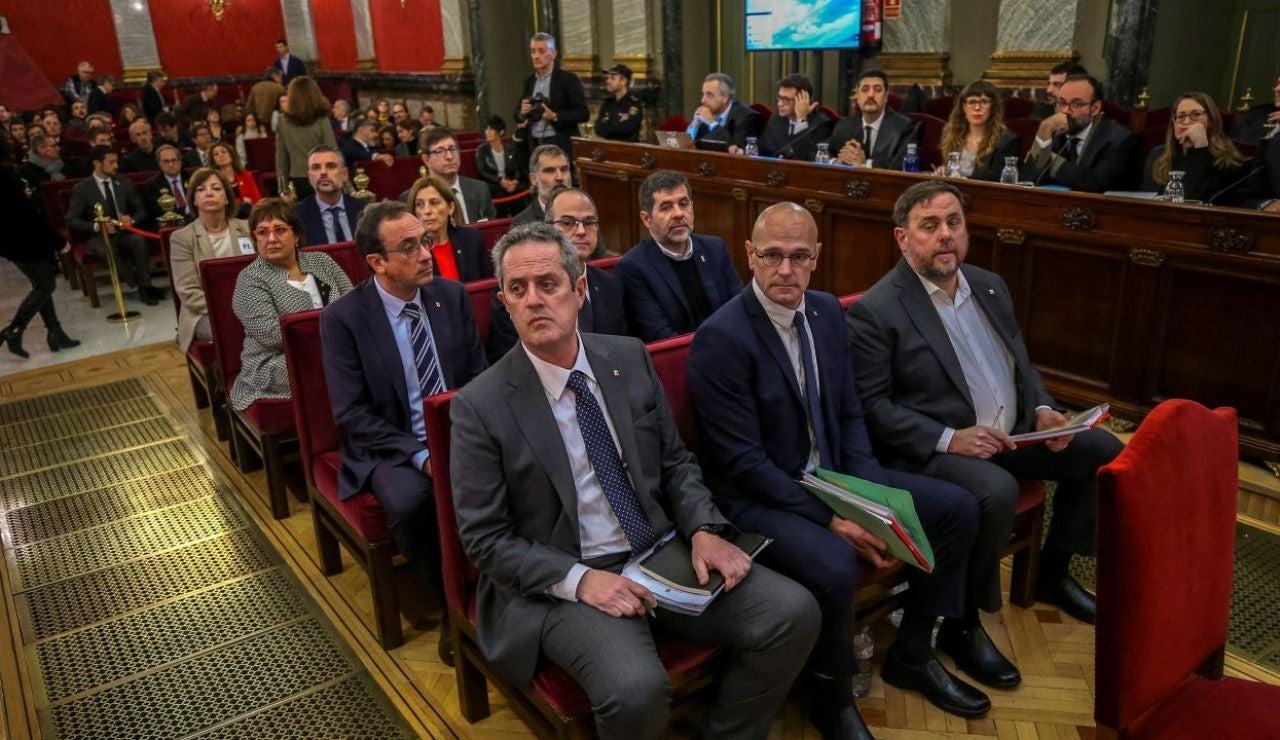 Efemérides de hoy 12 de febrero 2021: Juicio procés