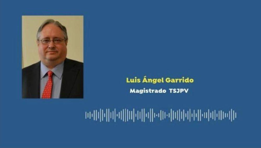 Luis Ángel Garrido, juez del TSJPV menosprecia a los epidemiólogos hostelería