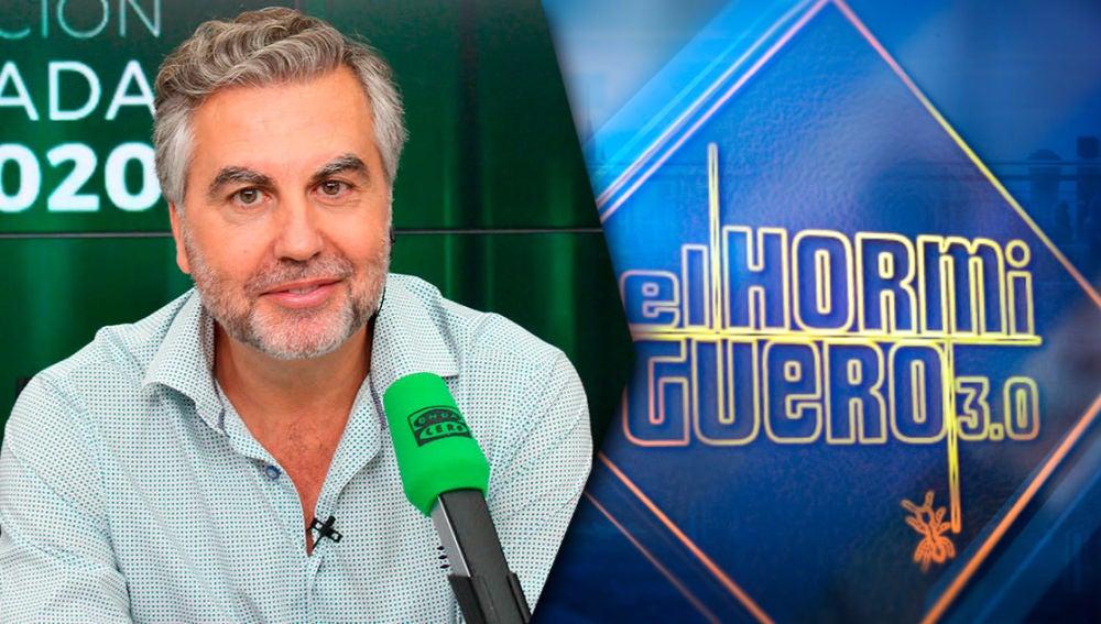 El jueves cerramos la semana en 'El Hormiguero 3.0' con Carlos Alsina