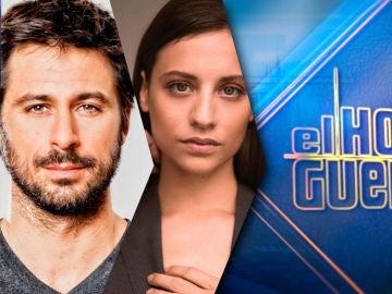 El miércoles recibimos en 'El Hormiguero 3.0' a Michelle Jenner y Hugo Silva