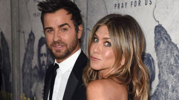 Jennifer Aniston y Justin Theorux