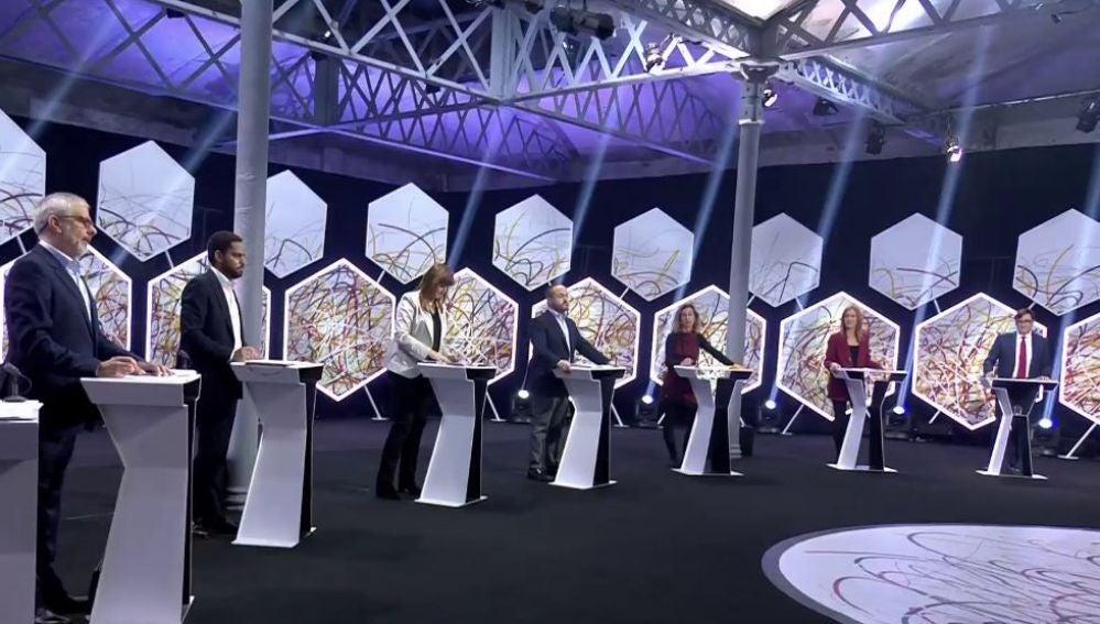 El Debat de La Sexta: Último debate antes de las elecciones catalanas 2021