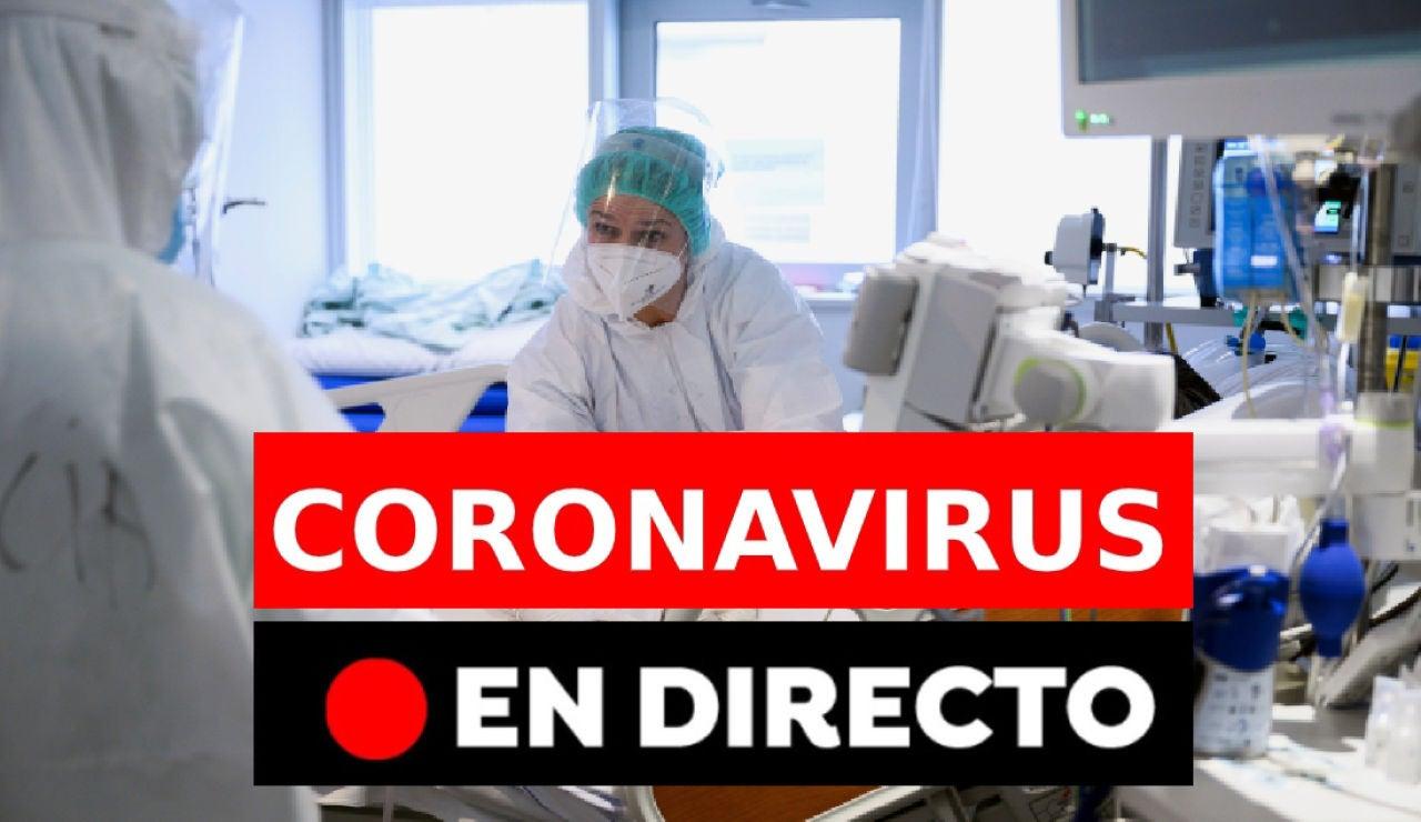 Coronavirus España: Restricciones, datos del covid-19 y última hora de la vacuna