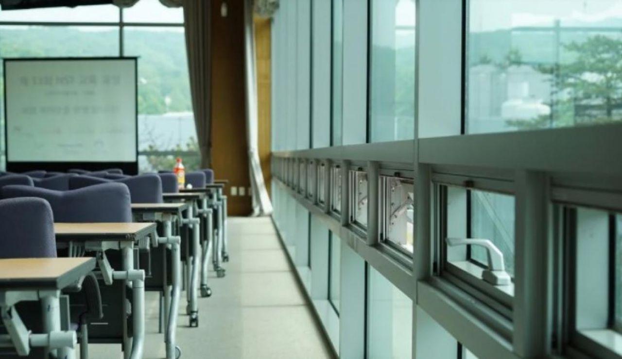 La ventilación de espacios cerrados, esencial