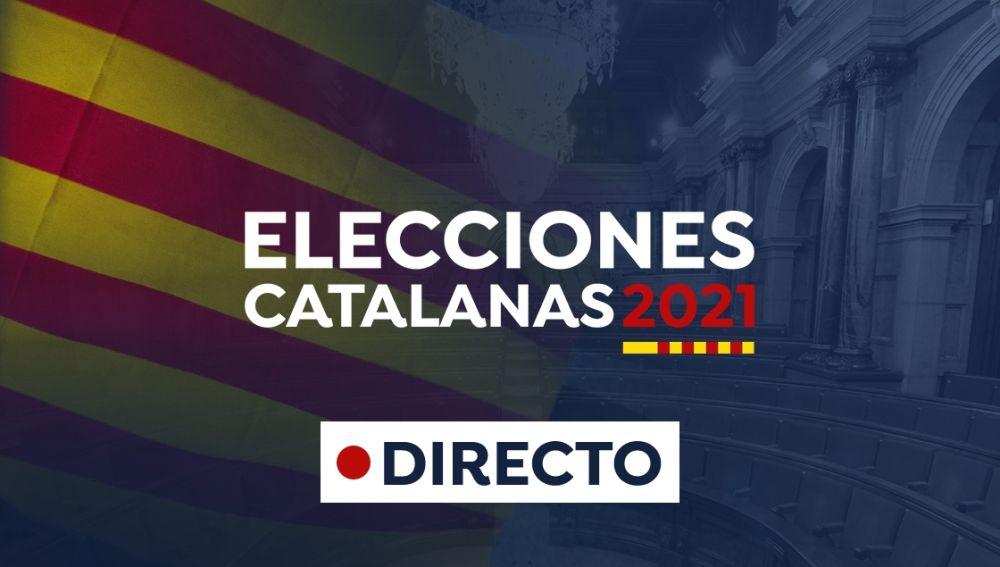 Elecciones catalanas: Última hora de las Elecciones al Parlamento de Cataluña hoy en directo
