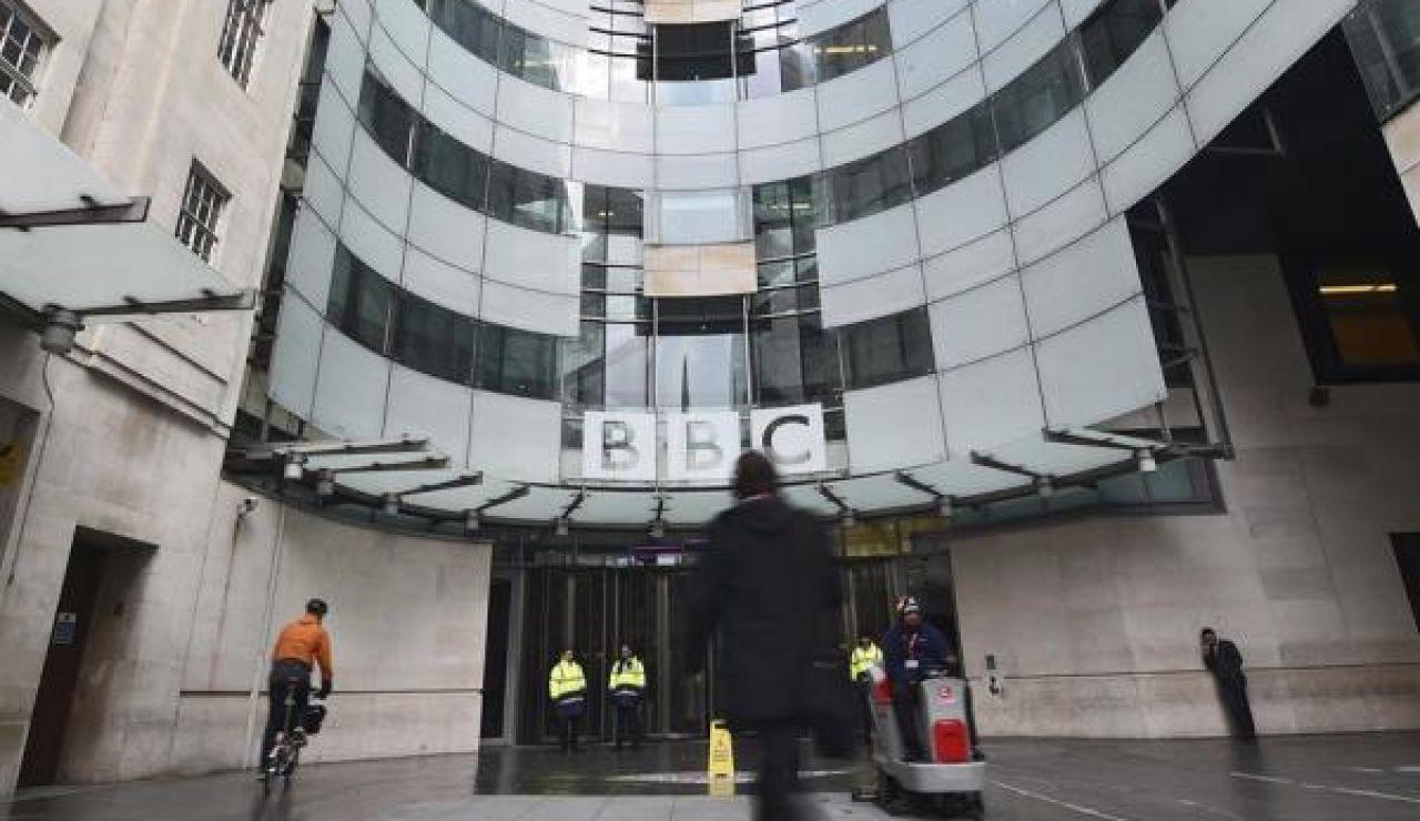 Sede central de la BBC en Londres