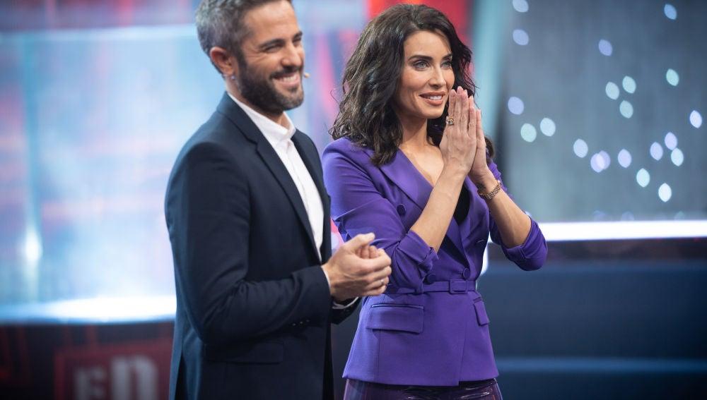 Pilar Rubio, la reina de los desafíos en televisión