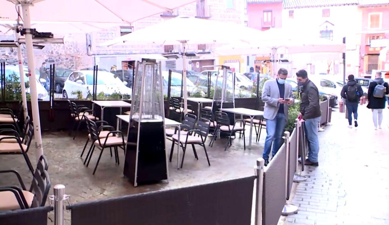 Así funciona el QR que registra a los clientes de bares en Castilla-La Mancha para rastrear el coronavirus