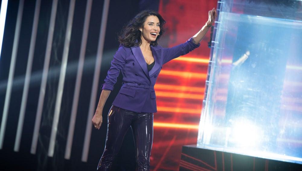Pilar Rubio en 'El Desafío'