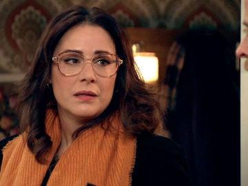 """Cristina deja sin aliento a los Gómez: """"Hay presas fallecidas"""""""