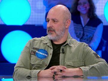 """La advertencia de Roberto Álamo a Jordi Évole en 'Pasapalabra': """"Te vas a cagar"""""""