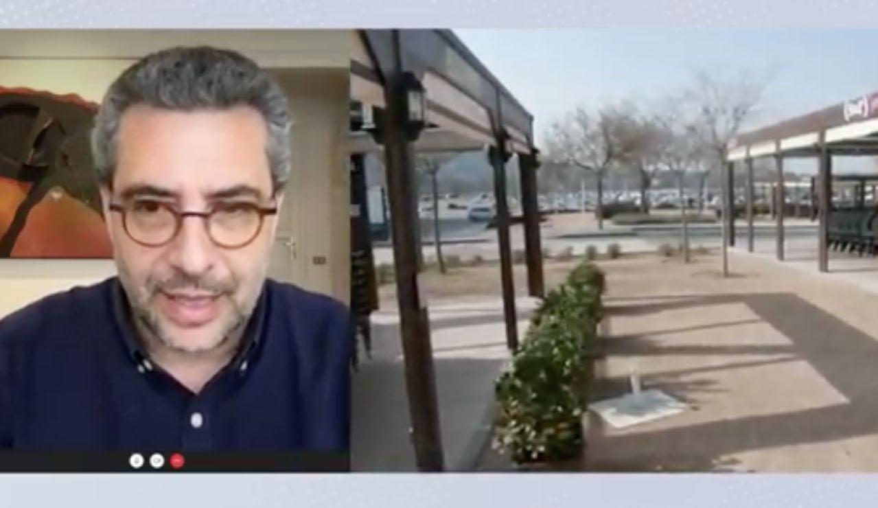 El epidemiólogo Quique Bassat responde a las declaraciones del magistrado que decidió abrir la hostelería en el País Vasco