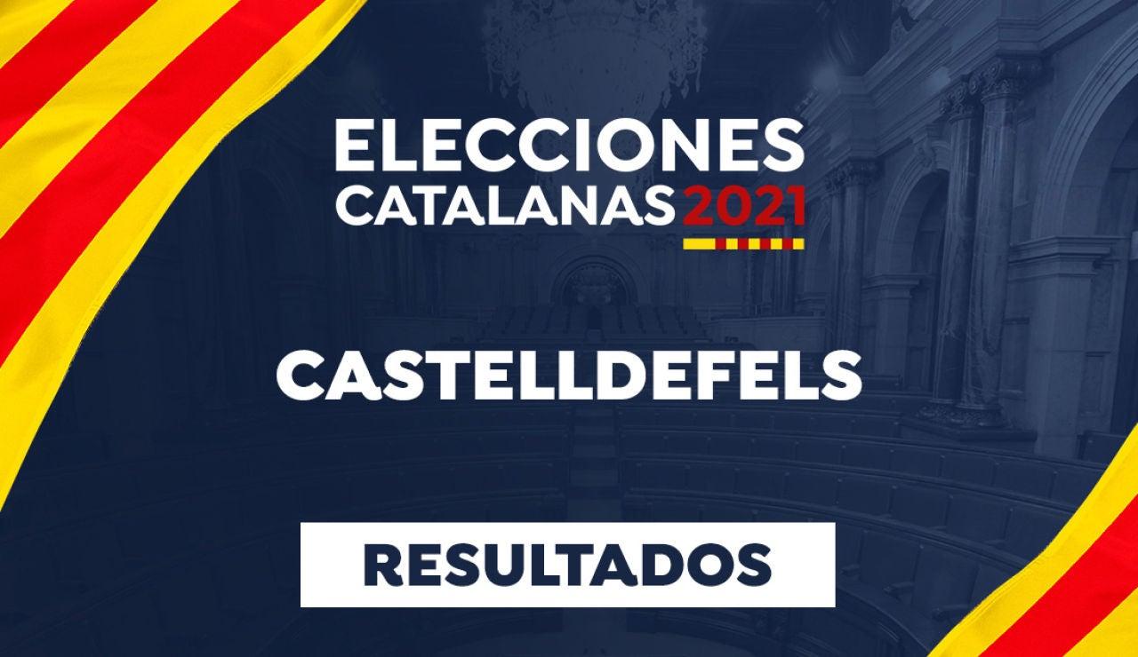 Elecciones Cataluña 2021: Resultados electorales en Castelldefels