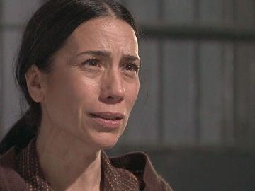Manolita, ante la confesión más dura de su vida: descubrirá toda la verdad sobre la muerte de su hija