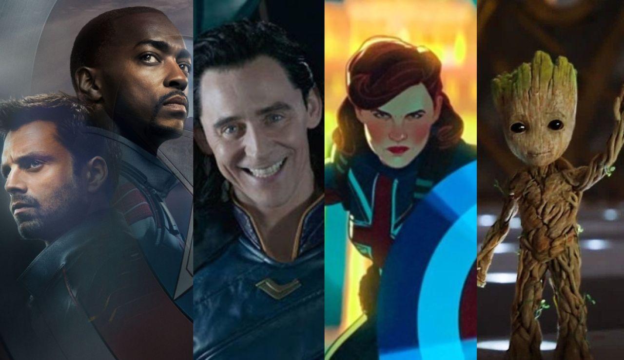 Series Marvel pendientes de estreno