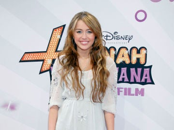 Miley Cyrus en 'Hannah Montana'