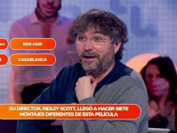 """El despiste de Jordi Évole que dejó a Roberto Leal sin respuesta: """"Estoy en mi mundo"""""""