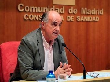 DIRECTO: Comparecencia de Antonio Zapatero sobre zonas confinadas y restricciones en Madrid hoy 12 de marzo, vídeo en streaming