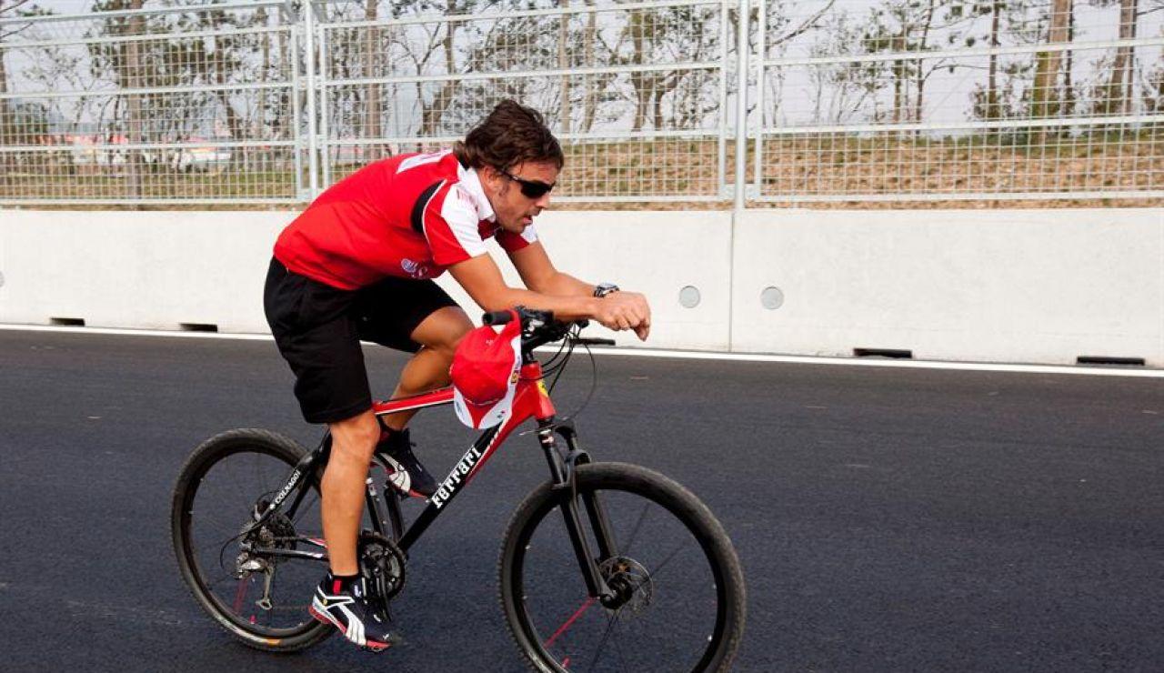 Fernando Alonso, operado con éxito de la mandíbula y su regreso a la Fórmula 1 no correría peligro
