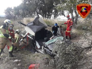 Un niño de 8 años llama a Emergencias después de un accidente de tráfico en el que su padre ha fallecido