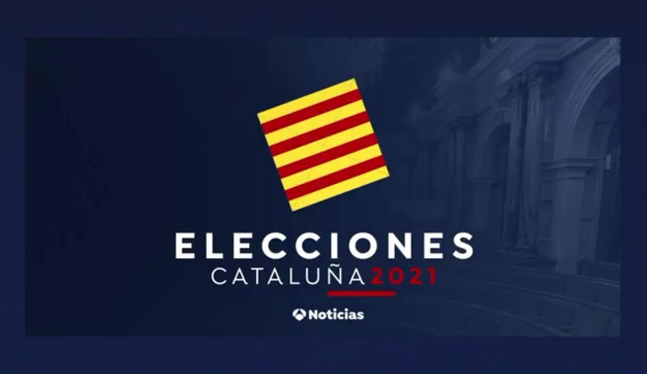 Este domingo, cobertura especial de Antena 3 Noticias para las elecciones catalanas 2021