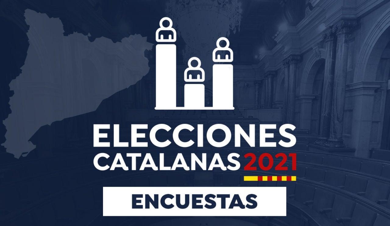 Últimas encuestas de las Elecciones catalanas 2021: ¿Quién ganará las elecciones en Cataluña hoy?