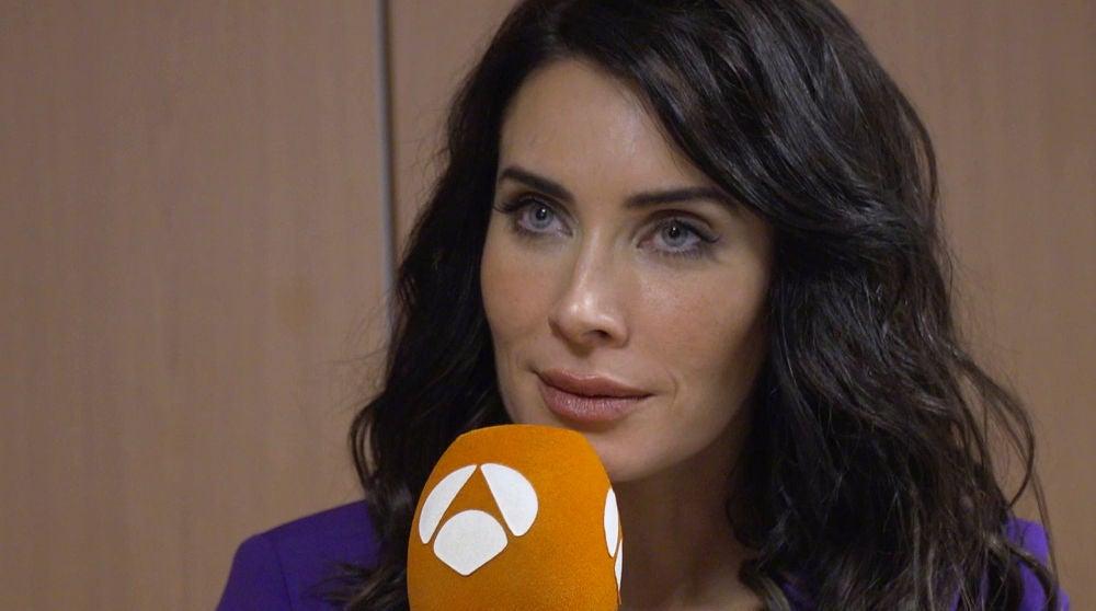 """Pilar Rubio: """"Sufro mucho y me quita el sueño, pero la satisfacción personal merece la pena"""""""