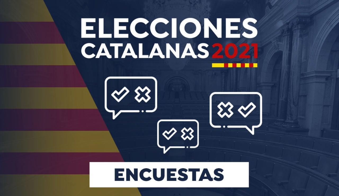 Encuesta de GAD 3 para forta por las elecciones catalanas 2021