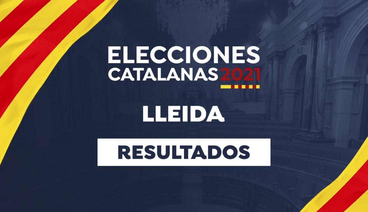 Resultado de las elecciones catalanas 2021 en Lleida: Votaciones, datos de participación y última hora
