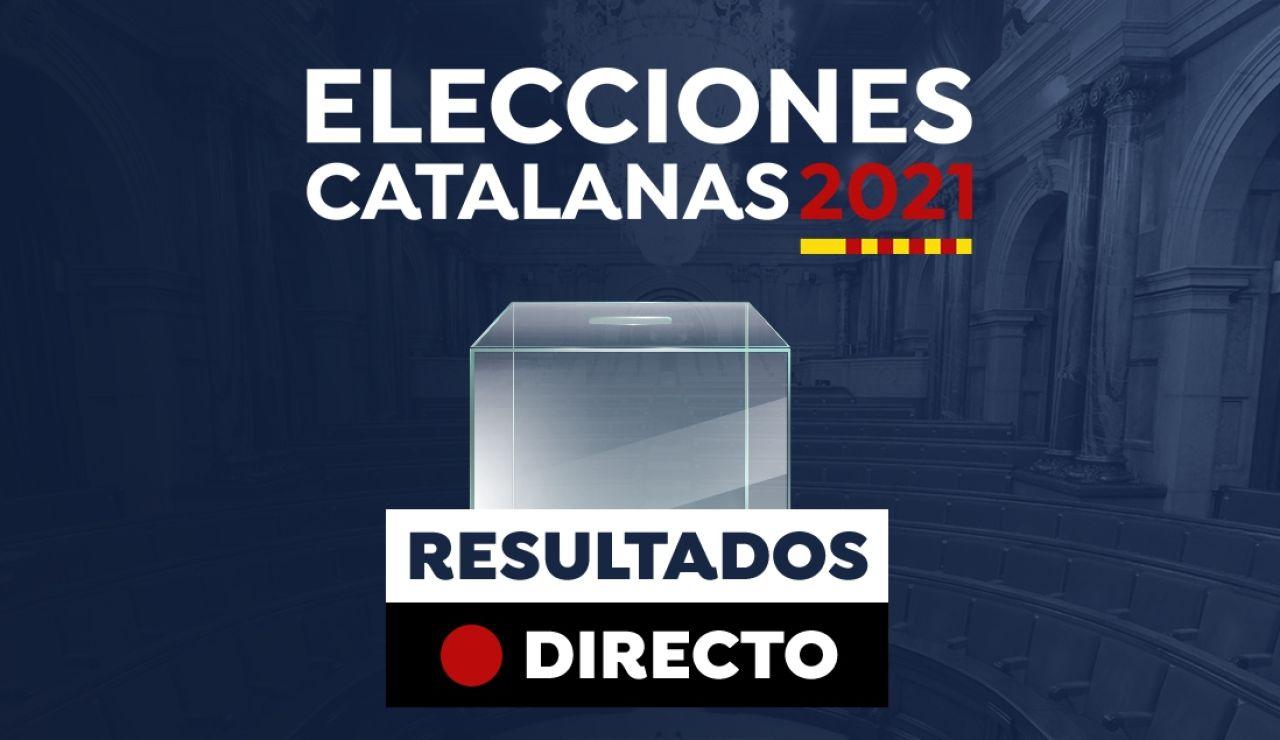Elecciones catalanas 2021: Última hora de las votaciones y resultado de las elecciones en Cataluña hoy