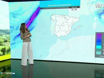 Este lunes predominará el tiempo estable y viento fuerte en Andalucía, norte y este peninsular