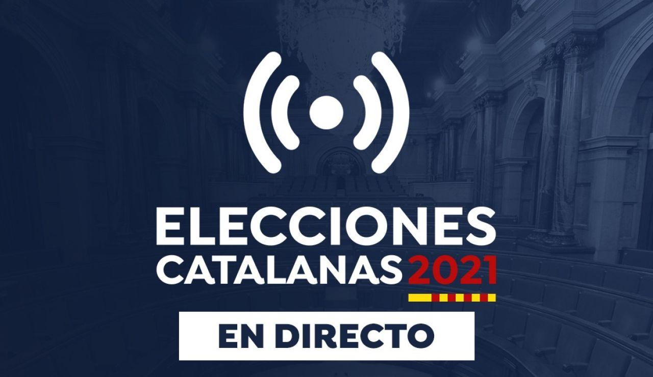 Elecciones catalanas en directo