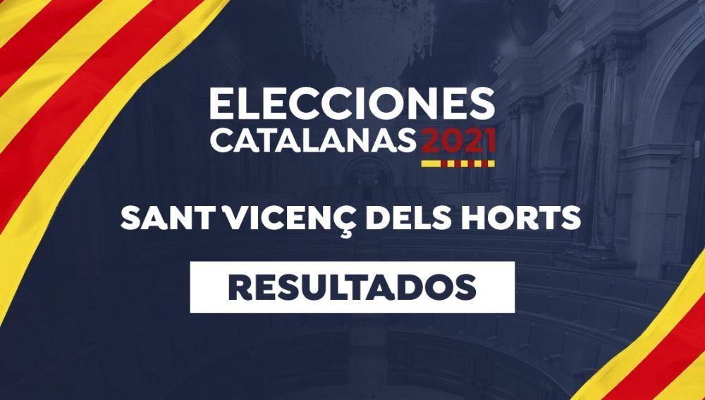 Resultado de las elecciones catalanas de 2021 en Sant Vicenç dels Horts: Votaciones, participación, resultado, escrutinio y última hora de las elecciones de Cataluña en Sant Vicenç dels Horts hoy