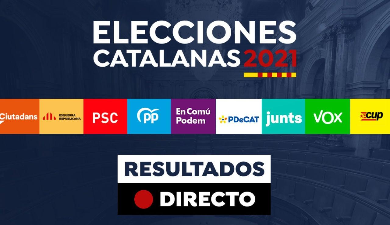 Resultado Elecciones Cataluña 2021: Escrutinio, ganador, votaciones y última hora, en directo