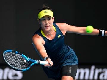 Muguruza no pudo con Osaka y cayó eliminada en octavos de final del Open de Australia