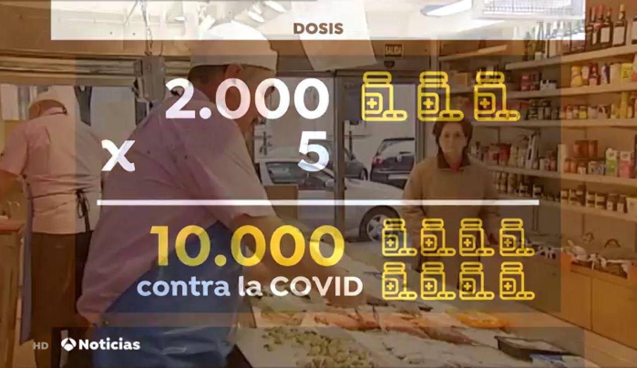 Así ayuda la vitamina D3 a tratar casos graves de coronavirus