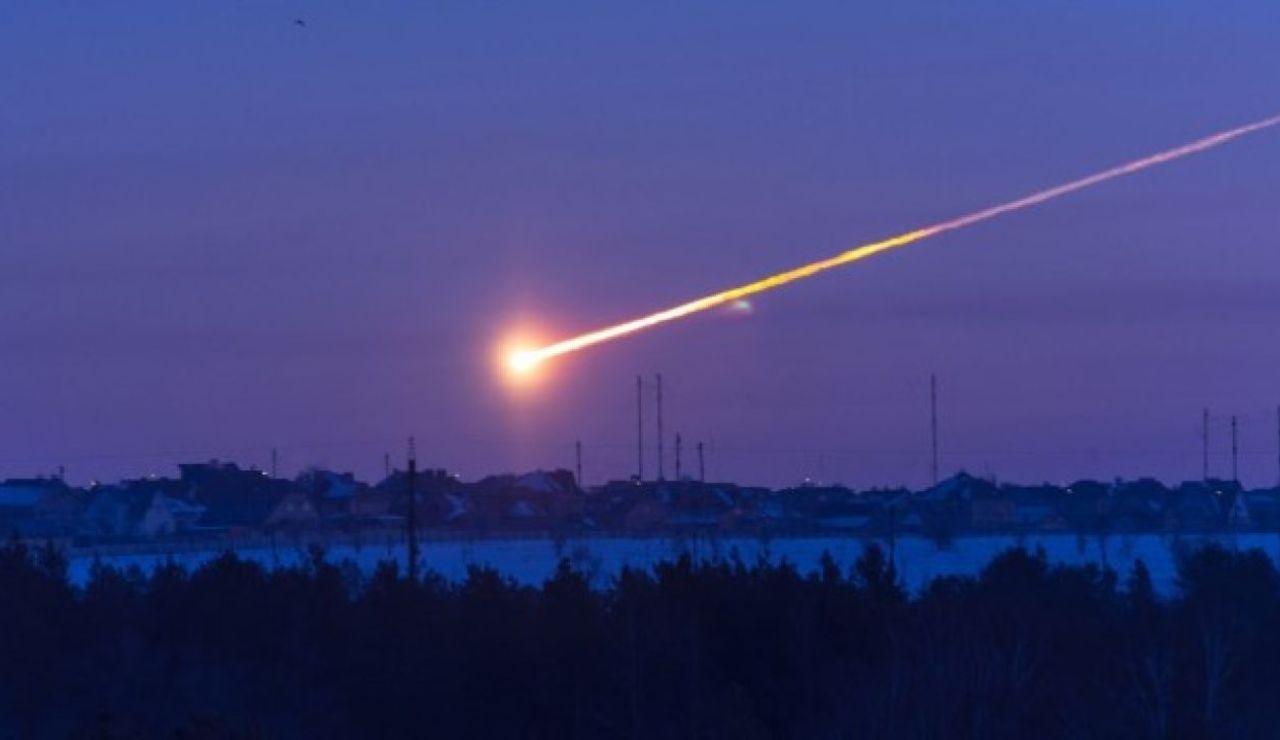 Efemérides de hoy 15 de febrero 2021: Meteorito Rusia