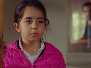 Öykü, cara a cara con su madre por primera vez