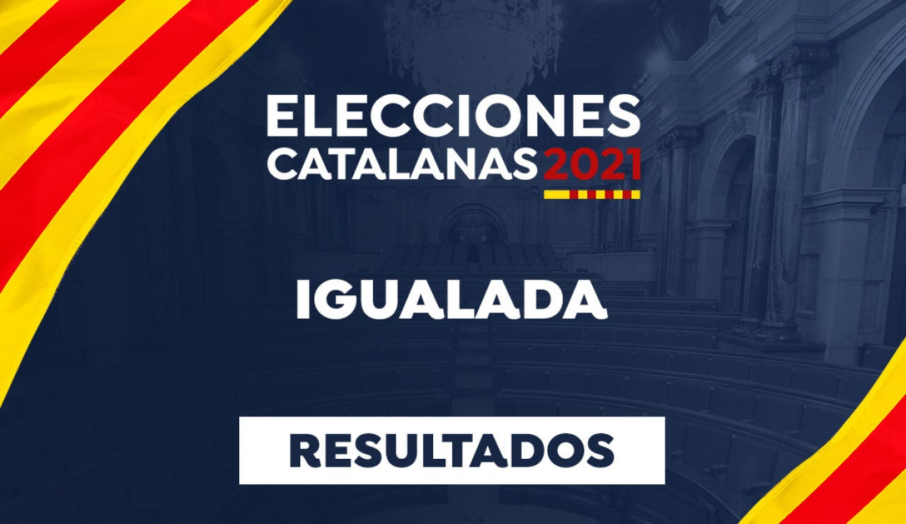 Elecciones Cataluña 2021: Resultados electorales en Igualada