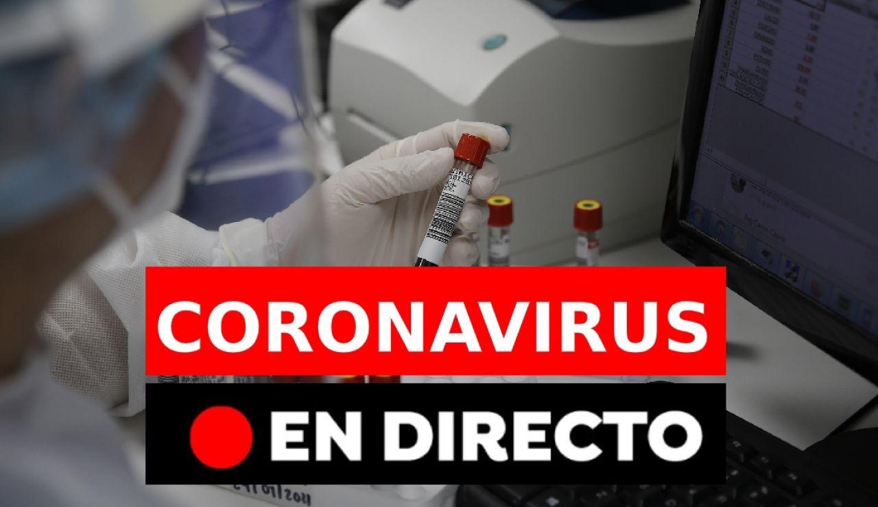 Coronavirus España hoy: Última hora en directo